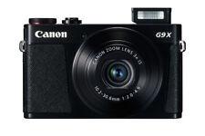 Canon Powershot G9X Mark II Black Digital Camera Compact