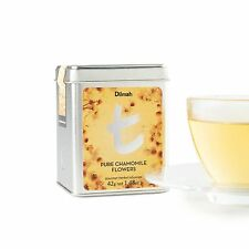 Dilmah Pure Camomile Flowers Tea - Gourmet Herbal Infusions