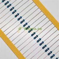 100 Ohm Metallschicht Widerstände 1/4W 0,25W Metallfilm Resistor Widerstand
