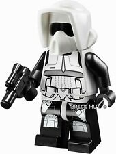 LEGO STAR WARS 2013 SCOUT TROOPER + GIFT - BESTPRICE - RARE - FAST - 10236 - NEW