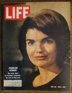 May 29, 1964 Life Magazine - Jacqueline Kennedy