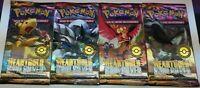 1x Pokemon SPANISH HeartGold SoulSilver Booster Pack 5 cards - Read Description