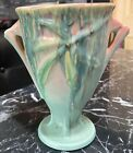 Roseville Pottery Moss pattern vase