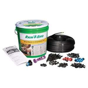 Rain Bird DRIPPAILQ Black Drip System Expansion and Repair Kit