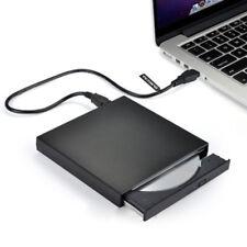 Laptop USB 2.0 Ultra External DVD-RW CD-RW Burner Writer Drive fits For PC MAC.