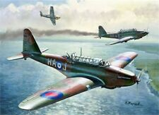 Zvezda 6218 - 1/144 Wargame Addon British Light Bomber Fairey Battle - Neu