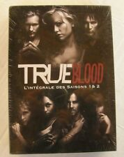 COFFRET DVD TRUE BLOOD - INTEGRALE SAISON 1& 2 - NEUF