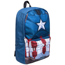 Marvel Captain America Civil War Backpack Rucksack School Bag *FAST UK DISPATCH*
