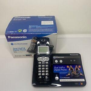 PANASONIC GLOBARANGE DUAL LAND AND VOIP CORDLESS PHONE BB-GT1500E