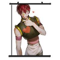 Hunter X Hunter Hisoka Anime Wall Poster Scroll Home Decor Cosplay