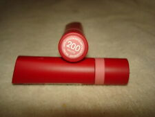 RIMMEL THE ONLY 1 MATTE LIPSTICK: SHADE #200 SALUTE: LOT OF 2