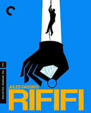 Rififi (Blu-ray Disc, 2014, 2-Disc Set, Criterion Collection)
