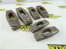 """NEW 3 PAIR OF HOLD DOWN CLAMPS MADE IN USA 4"""" 6"""" & 8"""" LENGTHS"""