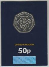 2019 Girl Guiding Royal Mint 50p Coin BU