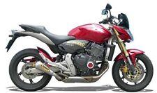 Tubo De Escape Silenciador Acero inoxidable Honda CB600F Hornet 07-13 ABE
