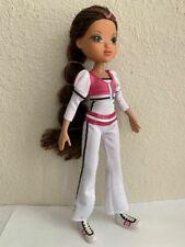 Bratz Moxie Girlz Girl Sophina Doll Brown Hair Brown Eyes Clothes Boots