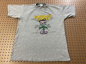 LARGE - Vtg 80s Airborne Bulldogs 73rd Armour T-shirt USA