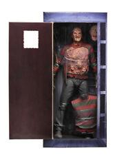 NIGHTMARE ON ELM STREET 3 - Freddy Krueger 1/4 Scale Action Figure (NECA) #NEW