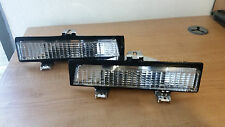 1981-88 Monte Carlo SS Front Bumper Turn Signals (NEW PAIR)
