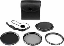 Bower 58mm ND-CPL-UV Digital Filter Kit