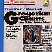Best of Gregorian Chants & Other Sacred Music, Very Best of Gregorian Chants, Go