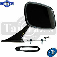 69-72 Pontiac STANDARD Non-Remote Outside Chrome Die Cast Door Mirror - EACH