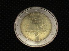 ITALIA 2007 2 EURO COMMEMORATIVO 50° ANNIVERSARIO dei TRATTATI DI ROMA 1957 ToR