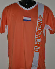 WM FAN Camiseta Holanda/PAÍSES BAJOS TAMAÑO S