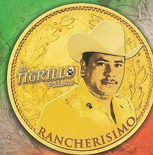 El Tigrillo Palma : Rancherisimo CD