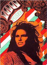 100 RIFLES Amazing Original 22x33 Czech Poster RAQUEL WELCH JIM BROWN TOM GRIES