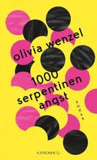 1000 Serpentinen Angst (Mängelexemplar)|Olivia Wenzel|Gebundenes Buch|Deutsch