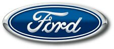 FORD LOGO EMBLEM DECAL STICKER 3M VINYL USA MADE TRUCK VEHICLE WINDOW WALL CAR