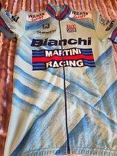 Bianchi Martini Racing Cycling Jersey Jacket