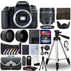 Canon EOS 77D Digital SLR Camera + 18-55mm STM 3 Lens Kit + 32GB Best Value Kit