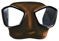 New 2019 Mares Viper Spearfishing Freediving Scuba Diving Dive Mask Brown