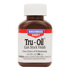 Birchwood Casey Tru-Oil Gun Stock Finish / Stain 3oz