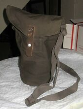 Swedish WWII Military Surplus Bag w/ shoulder strap authentic dated 1942