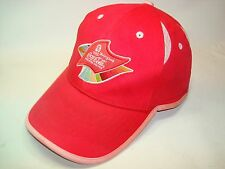 Scarce 2008 Beijing Coca-Cola Olympics Baseball Cap Hat