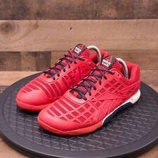 Reebok Crossfit CF74 Mens Athletic Shoes Running Walking Training Red Size 7.5