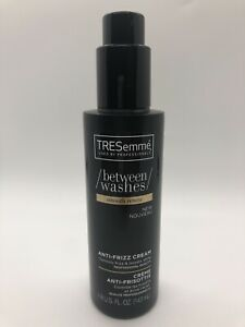 Tresemme Between Wash Anti Frizz Cream smoothing hair styler 4.8 oz