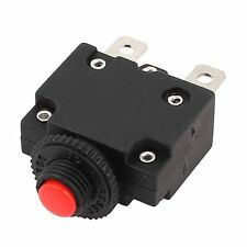 AC 125/250V 20A Air Compressor Circuit Breaker Overload Protector Switch