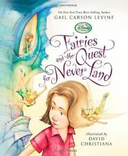 Fairies and the Quest for Never Land (A Fairy Dust