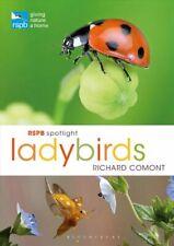 RSPB Spotlight Ladybirds by Richard Comont 9781472955852 | Brand New
