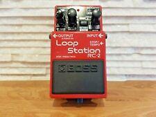 Boss RC-2 Loopstation Looper (RC2) Guitar Effect Pedal