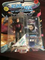 "Carded Playmates Star Trek ENSIGN RO LAREN 4.5/"" Action Figure 1994 5"