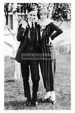 rp10538 - Russian Prima Ballerina , Anna Pavlova & Charlie Chaplin - photo 6x4