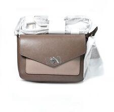 Michael Kors Small Greenwich Saffiano Leather Crossbody Bag Pick A Color
