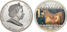 Cook Is. 2011 $20 Masterpieces of Art C. Spitzweg's Poor Poet 3oz Silver Proof