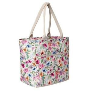 LeSportsac Classic Collection Traveling Everygirl ToteBag in Sunshine Garden NWT