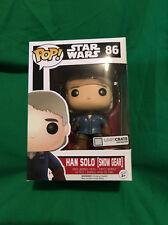 FUNKO POP Star Wars #86 Han Solo Snow Gear Loot Crate Exclusive Vinyl Bobblehead